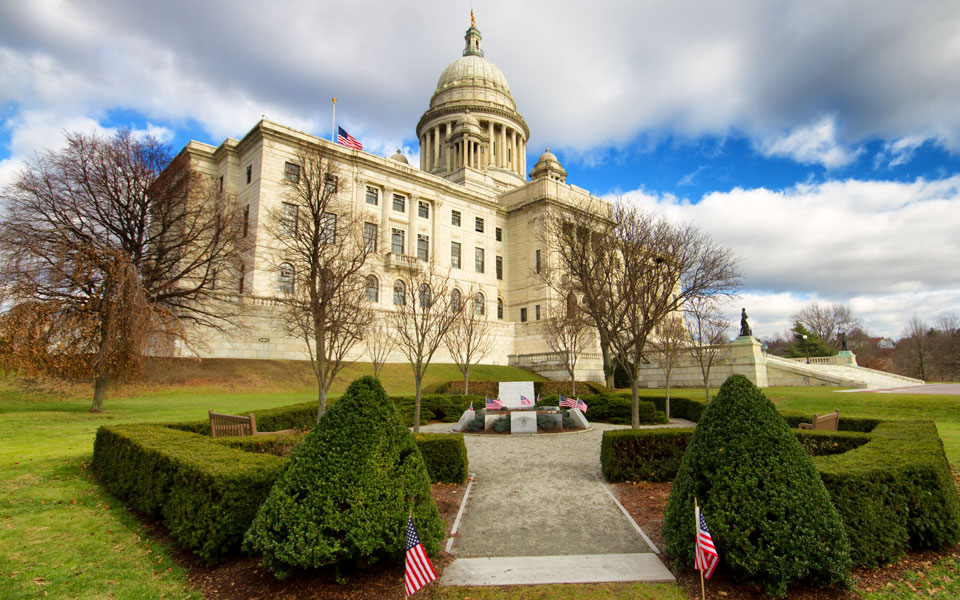 rhode island workers comp state laws