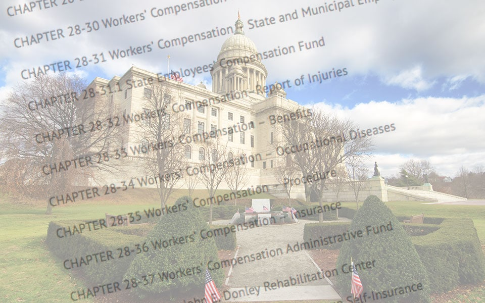 RI Workers Comp Laws